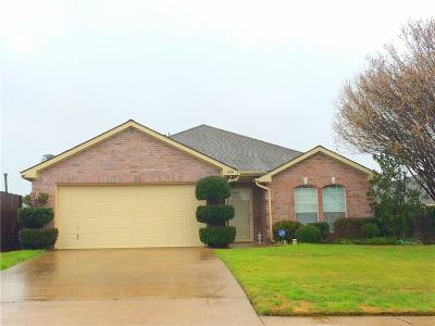 Desoto Single Family Home Active Contingent: 1410 Mallard Drive