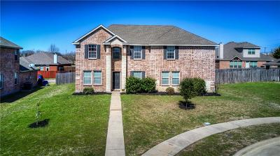Red Oak Single Family Home For Sale: 206 Rosewood Court