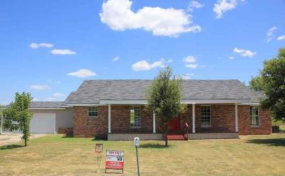 Archer County, Baylor County, Clay County, Jack County, Throckmorton County, Wichita County, Wise County Single Family Home For Sale: 109 Murphy Road