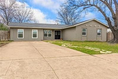 Keller Single Family Home For Sale: 509 Cherokee Trail
