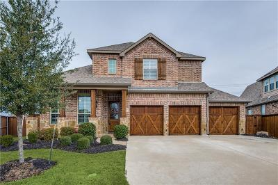 Frisco Single Family Home Active Option Contract: 6484 Chimney Peak Lane