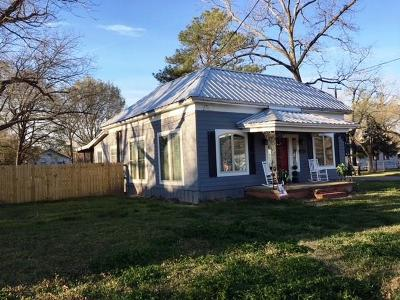 Teague Single Family Home For Sale: 600 Pine Street