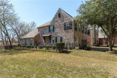 McKinney Single Family Home For Sale: 2332 Canyon Creek Drive