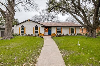Single Family Home For Sale: 10405 Mosscrest Drive