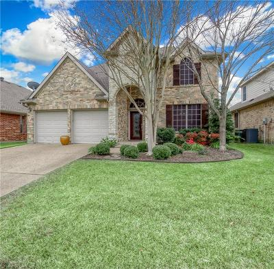 Grand Prairie Single Family Home For Sale: 7027 Morning Star Drive