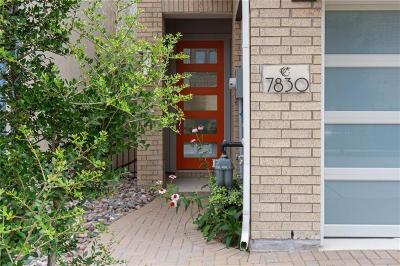 Single Family Home For Sale: 7830 Minglewood
