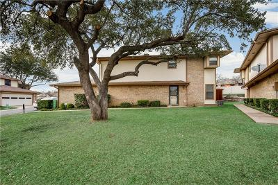 Hurst, Euless, Bedford Townhouse For Sale: 31 Cedar Lane