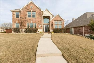 Keller Single Family Home For Sale: 1301 Haddington Lane