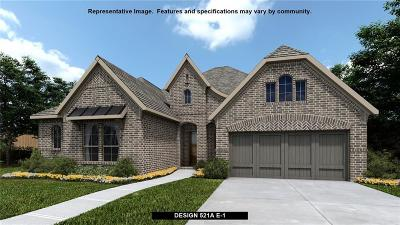 Prosper Single Family Home For Sale: 2680 Meadowbrook Boulevard