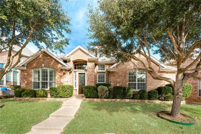Garland Single Family Home For Sale: 1809 Red Cedar Trail