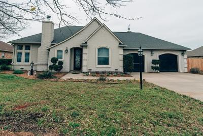 Mabank Single Family Home For Sale: 17735 Fm Road 3080