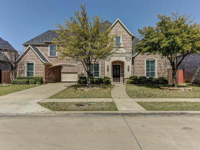 Frisco Single Family Home For Sale: 4452 Druid Hills Drive