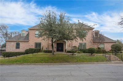 Fort Worth Single Family Home For Sale: 2455 Halloran Street