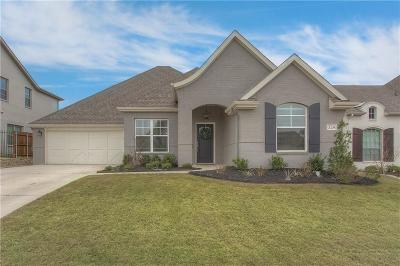 Aledo Single Family Home Active Option Contract: 324 Parkview Drive