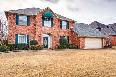 Flower Mound Single Family Home Active Kick Out: 2400 Columbia Drive