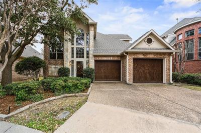 Richardson Single Family Home For Sale: 644 Laketrail Drive