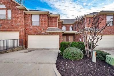 Arlington Townhouse Active Option Contract: 4002 Willowrun Lane