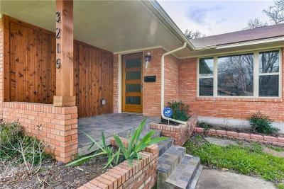 Single Family Home For Sale: 3215 S Franklin Street