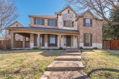 Denton County Single Family Home For Sale: 2119 Copperfield Court