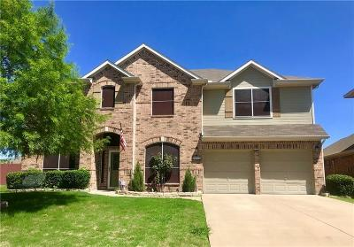 Burleson Single Family Home For Sale: 709 Evergreen Court