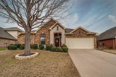 Mansfield Single Family Home Active Option Contract: 2406 Goodnight Trail