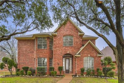 Keller Single Family Home For Sale: 1741 Chase Oaks Drive
