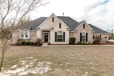 Weatherford Single Family Home Active Option Contract: 3887 Old Agnes Road