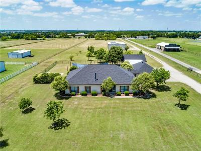 Wylie Single Family Home For Sale: 3287 Whiteley Road