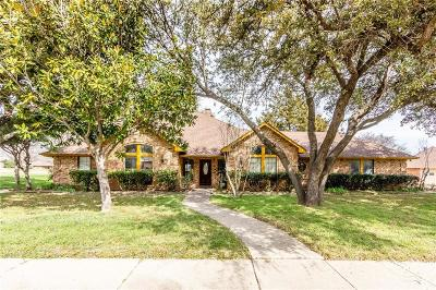 Coppell Single Family Home For Sale: 606 Meadowview Lane