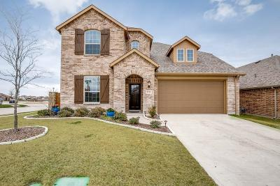 Forney Single Family Home For Sale: 5101 Hubbard Court