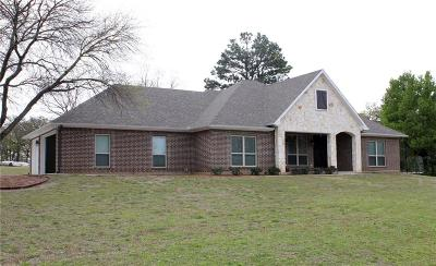 Cooke County Single Family Home For Sale: 106 Longhorn Drive