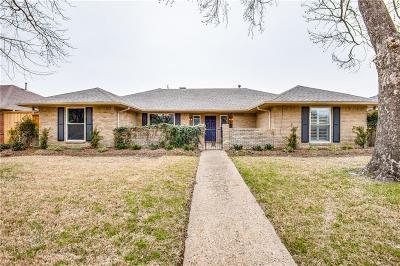 Single Family Home For Sale: 16055 Longvista Drive