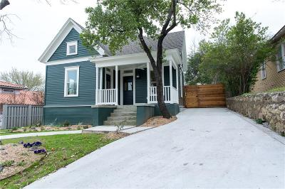 Single Family Home Active Option Contract: 2109 W Morphy Street