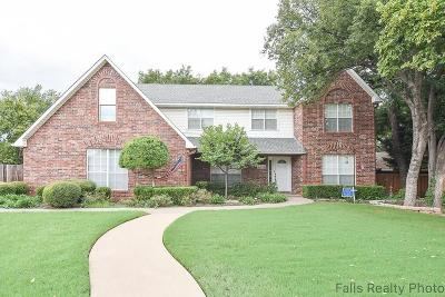 Archer County, Baylor County, Clay County, Jack County, Throckmorton County, Wichita County, Wise County Single Family Home For Sale: 4314 Craigmont Drive