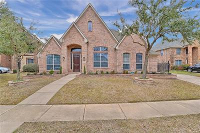 Grand Prairie Single Family Home Active Option Contract: 5435 Fannin Trail
