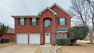 Flower Mound Single Family Home For Sale: 1825 Ingleside Drive