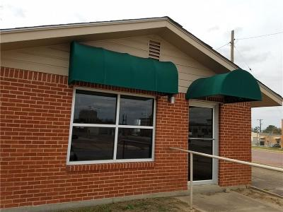 Eastland Commercial For Sale: 201 S Daugherty Avenue