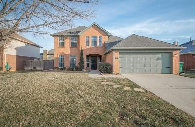 Lake Dallas Single Family Home Active Option Contract: 333 Stately Oak Lane