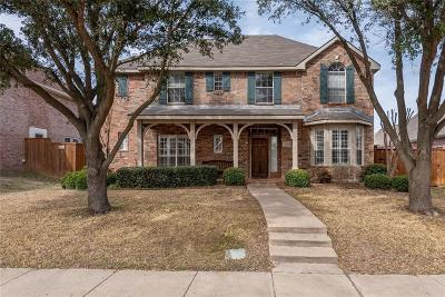 Rowlett Single Family Home For Sale: 5113 Matagorda Bay Court