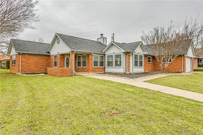 Johnson County Single Family Home For Sale: 703 Spring Creek Street