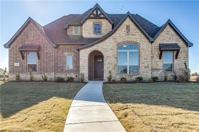 Waxahachie Single Family Home For Sale: 320 Equestrian Drive
