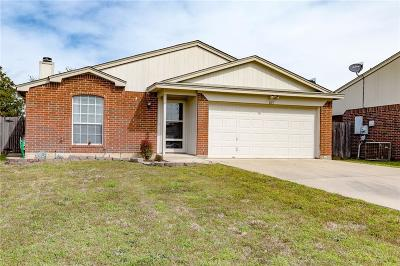 Watauga Single Family Home Active Option Contract: 6113 Justin Court