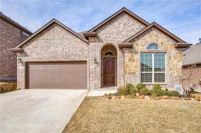 Denton Single Family Home For Sale: 2109 Skysail Lane
