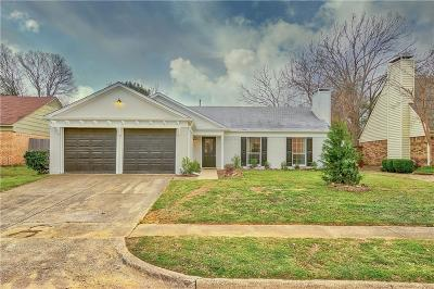 Flower Mound Single Family Home Active Option Contract: 4028 Willow Run