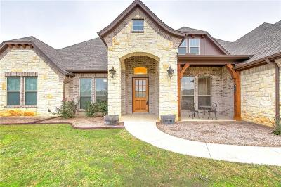 Weatherford Single Family Home For Sale: 103 Joe Dan Court