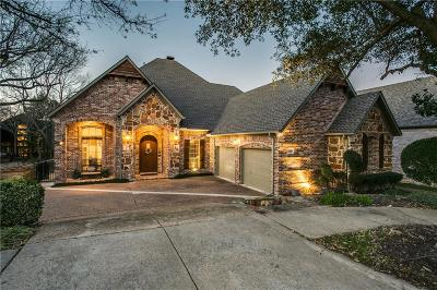 Garland Single Family Home For Sale: 1309 Winding Brook Drive