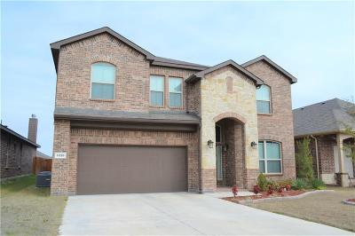 Weatherford Single Family Home For Sale: 1220 Glen Court