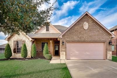 Saginaw Single Family Home Active Option Contract: 516 Greenvale Court