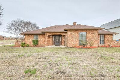 Rowlett Single Family Home For Sale: 2609 Toler Road