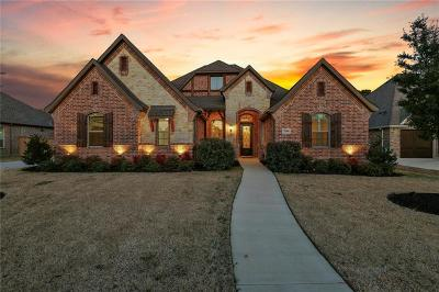 Flower Mound Single Family Home For Sale: 5708 Sicily Way